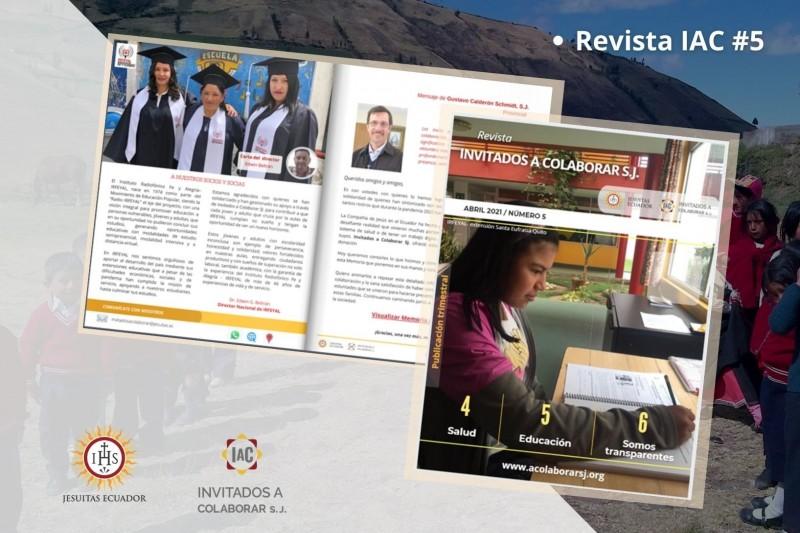 Revista Invitados a Colaborar SJ #5 / Abril 2021