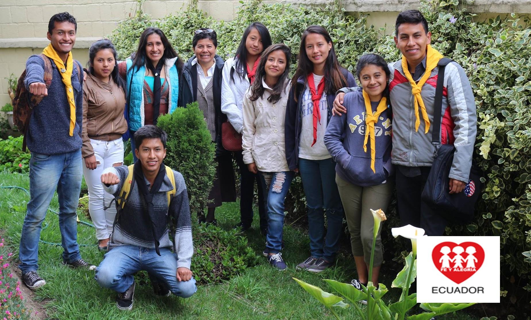 Fe y Alegría Ecuador: Formación Espiritual