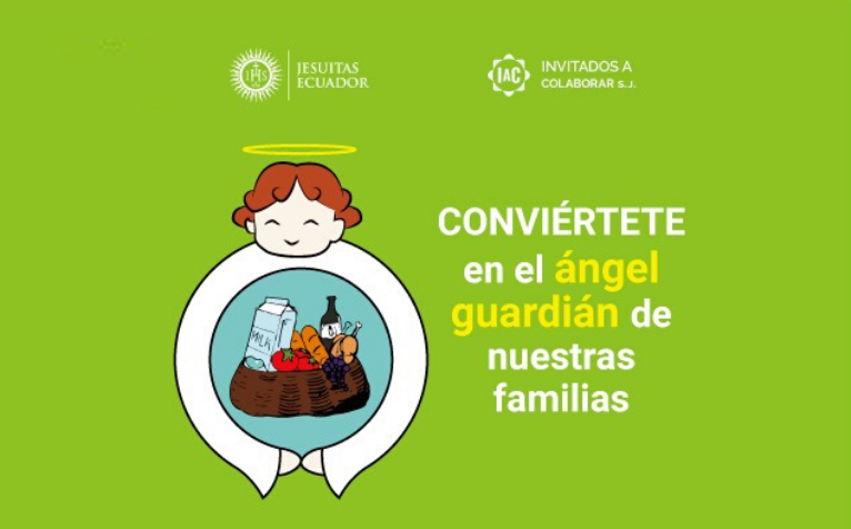 Conviértete en el ángel guardián de nuestras familias