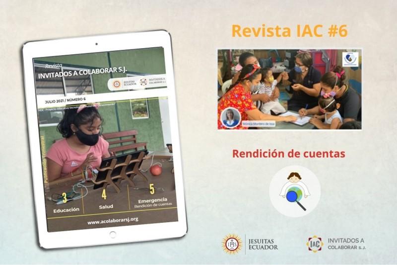 Revista Invitados a Colaborar SJ #6 / Julio 2021
